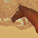 The Arabian by Cary McAulay