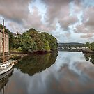 Cardigan Quay by mlphoto