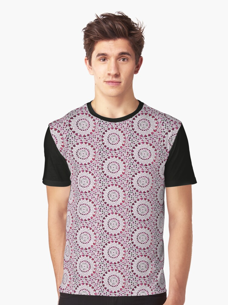 SOOO LACE Graphic T-Shirt Front