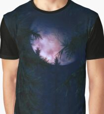 Shadow of the Moon Graphic T-Shirt