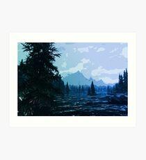 Northern Landscapes Art Print