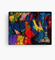 Electric Fence Canvas Print