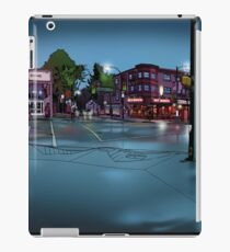 Commercial Drive iPad Case/Skin