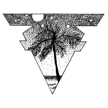 Tokio Hotel - Sunset Logo by EndlessMoira
