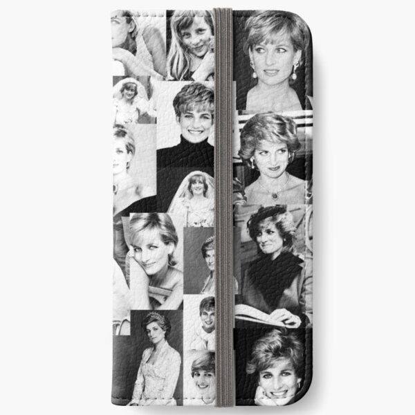Lady Diana iPhone Wallet