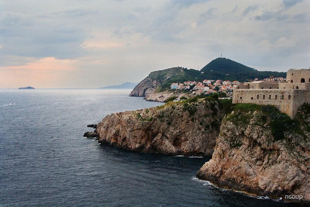Croatian Coastline by nsoup