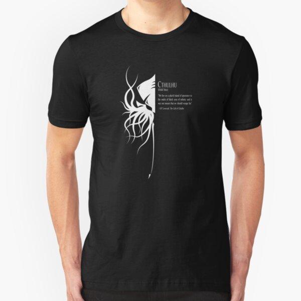 Cthulhu Slim Fit T-Shirt