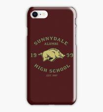 Sunnydale High School Alumni iPhone Case/Skin