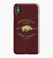Sunnydale High School Alumni iPhone Case