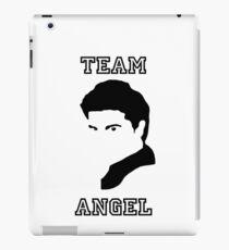 Team Angel iPad Case/Skin