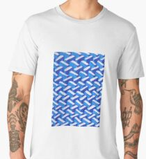 blue bricks Men's Premium T-Shirt