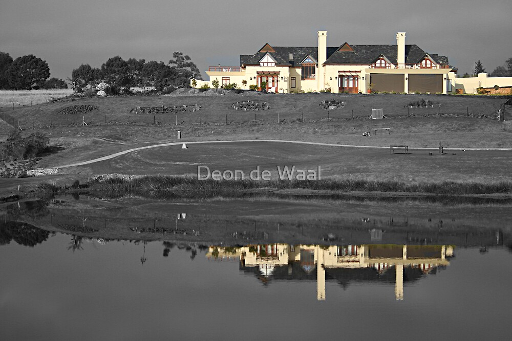 Decadence Defined by Deon de Waal