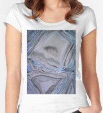 Geode Women's Fitted Scoop T-Shirt