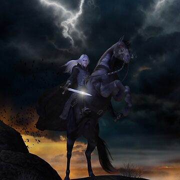 Thunder by LostSoulsArt