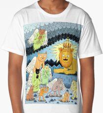 Rebirth of the King Long T-Shirt