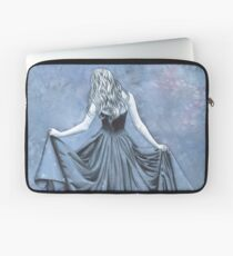Night and her Train of Stars Laptop Sleeve