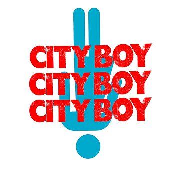 City Boy  by MdeP