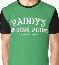 Paddy's Irish Pub Graphic T-Shirt