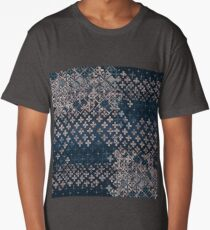 Mosaic Mural Long T-Shirt