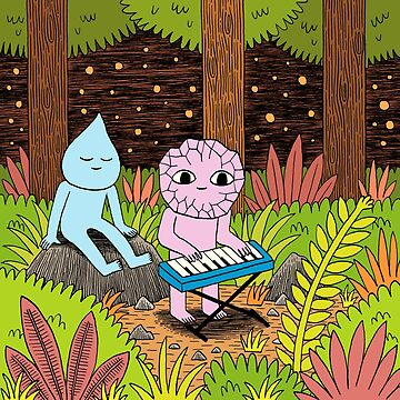 Art of Song by jackteagle