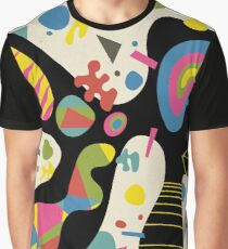 The Shape of Dreams Graphic T-Shirt