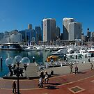 Darling Harbour & Sydney Boat Show 2008 by Gino Iori