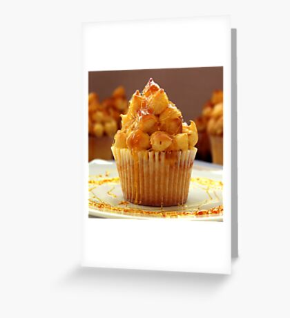 ToffeeTumble Cupcakes Greeting Card