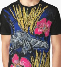 Humminbird insect Graphic T-Shirt