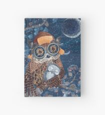 Owl mother Hardcover Journal
