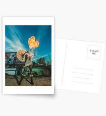 Dragons Heart Postcards