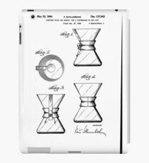 Blueprint furniture ipad cases skins redbubble chemex coffee maker original patent artwork ipad caseskin malvernweather Choice Image