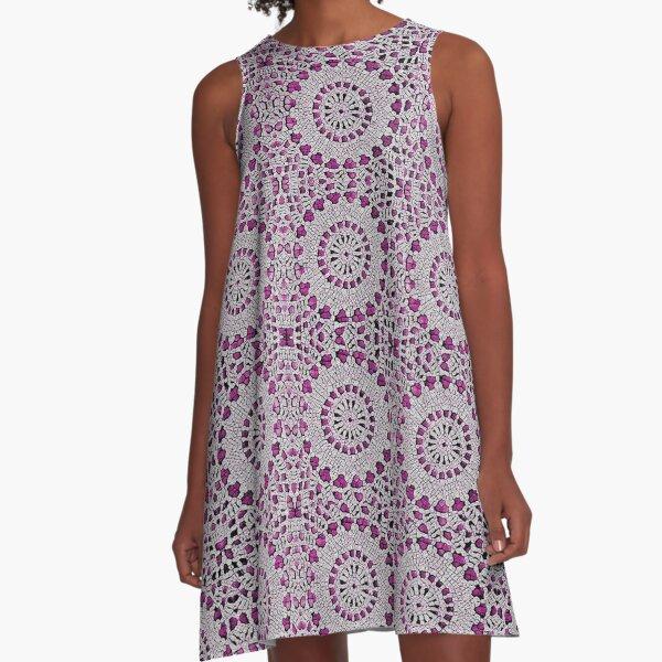 SOOO LACE A-Linien Kleid