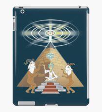 Zen Rick iPad Case/Skin
