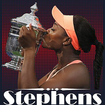 Sloane Stephens T-shirt by Mari54