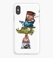 the ducktales iPhone Case