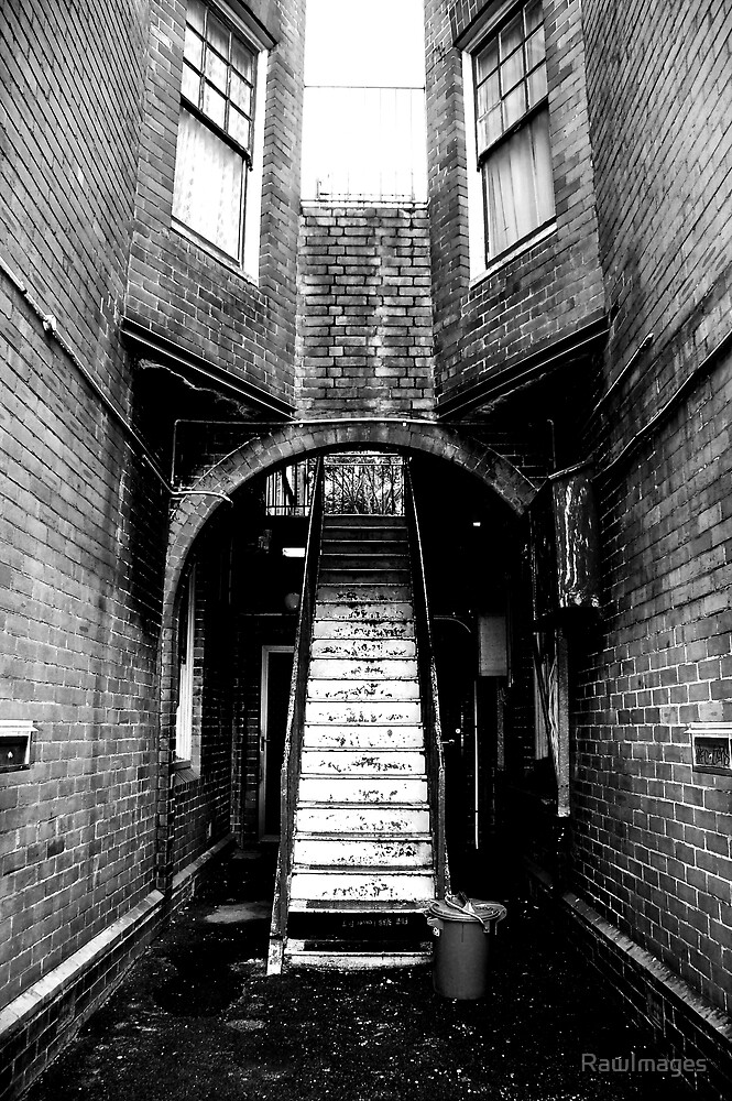 Stairway to Seven by RawImages