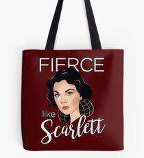 Bolsa de tela Feroz como Scarlett