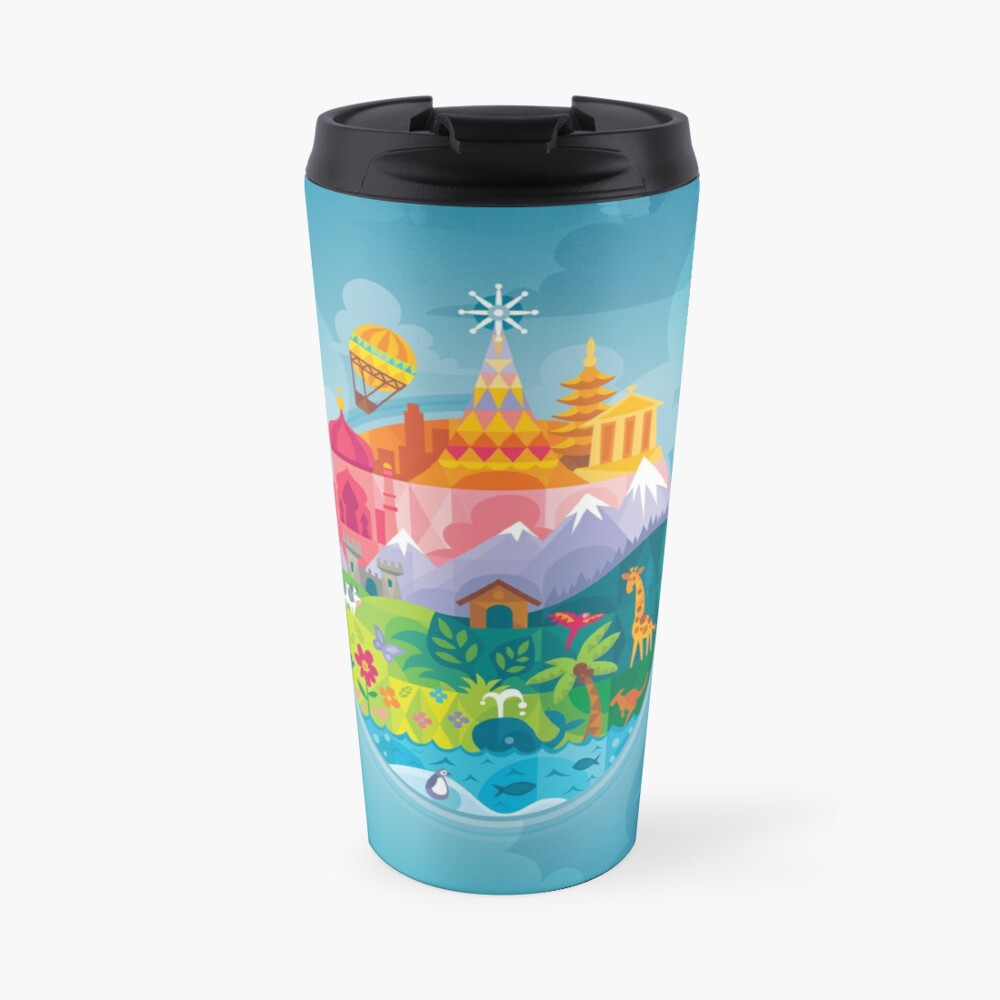 Small World Travel Mug