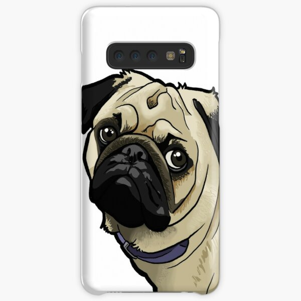 Standing Pug Samsung Galaxy Snap Case