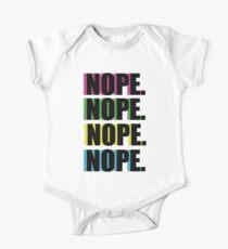 NOPE (4x) Kids Clothes