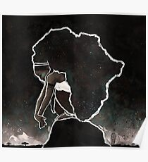 Africa Thinking Poster