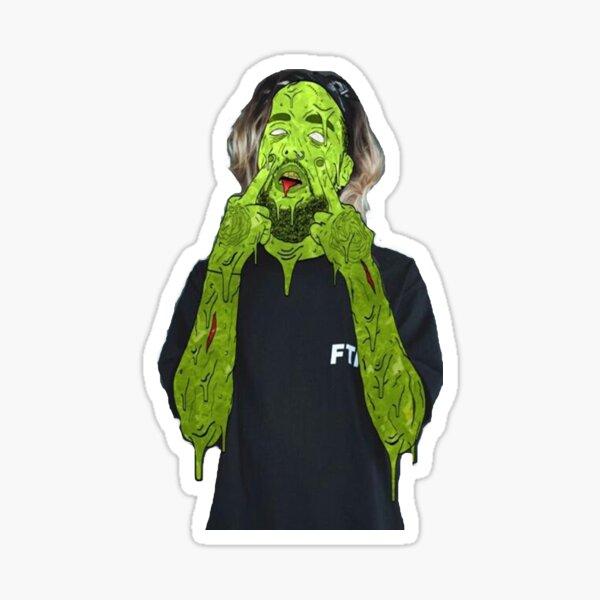 SuicideBoys Scrim  Sticker