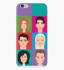 Ich werde für dich da sein iPhone-Hülle & Cover