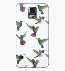 Funda/vinilo para Samsung Galaxy Encanto de los colibríes