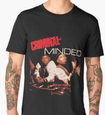 KRS ONE criminal minded BDP Men's Premium T-Shirt