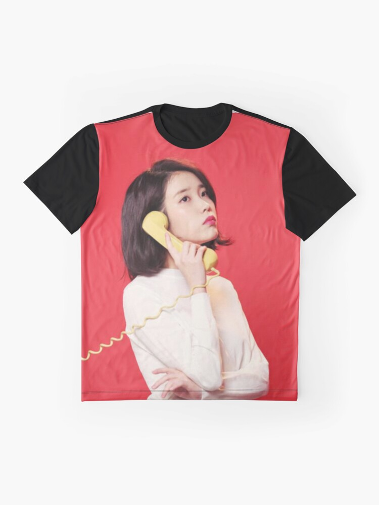 Alternative Ansicht von IU - Palette Grafik T-Shirt