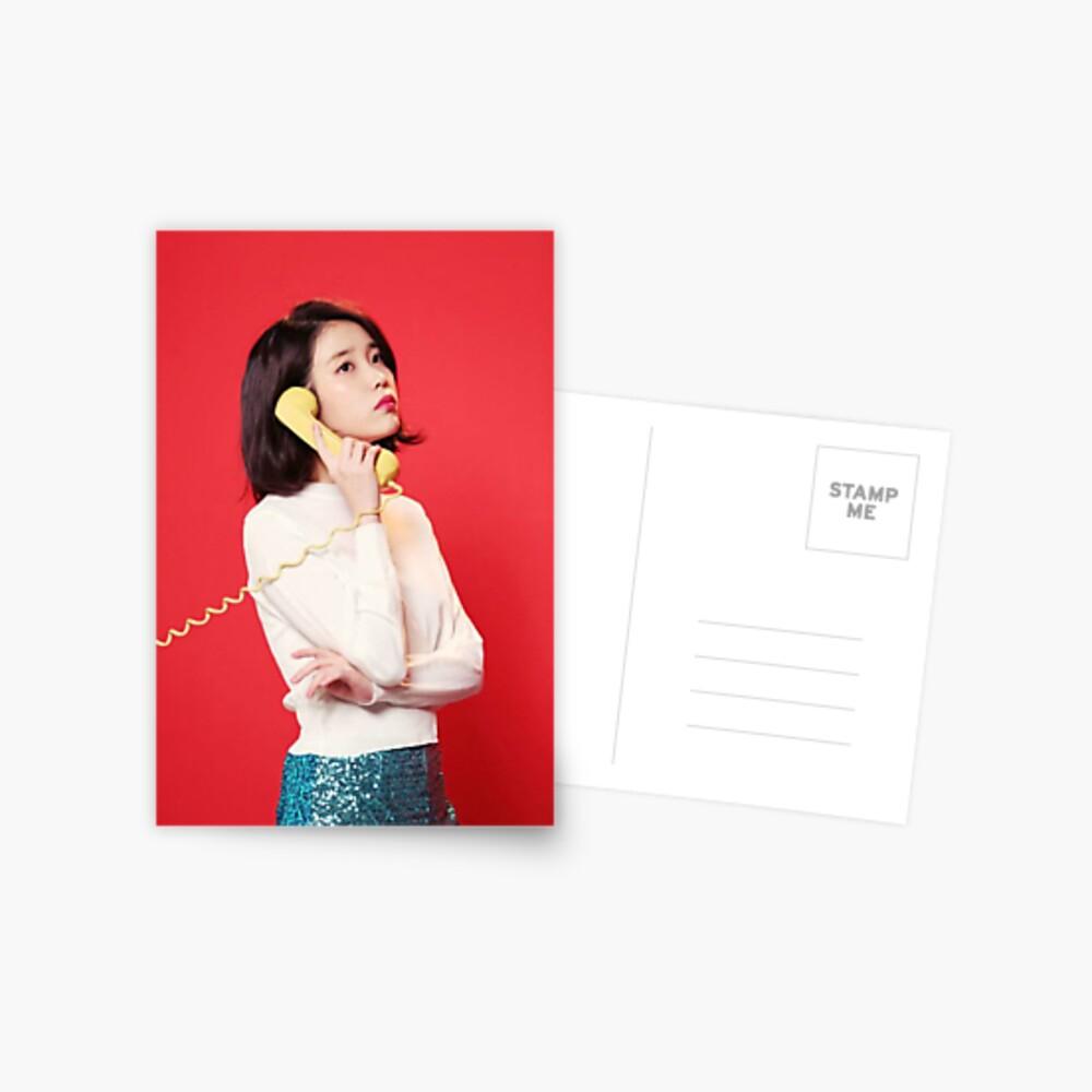 IU - Palette Postkarte
