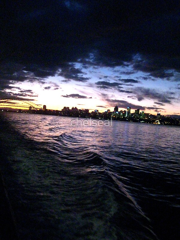 Sydney Harbour by chelseal