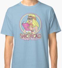 She-Read Classic T-Shirt