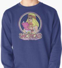 Sie las Sweatshirt